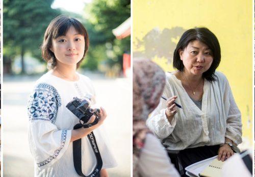 【CFイベント】写真家・安田菜津紀さんとのトークライブ