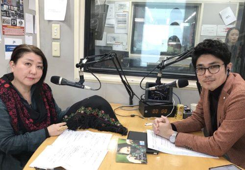 【メディア出演】1/22 e-radio FM滋賀